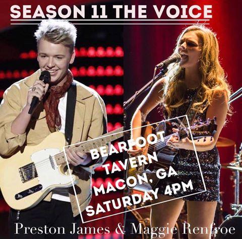 Preston James-Maggie Renfroe